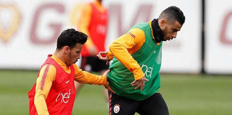 Galatasaray idmanında sürpriz futbolcu!