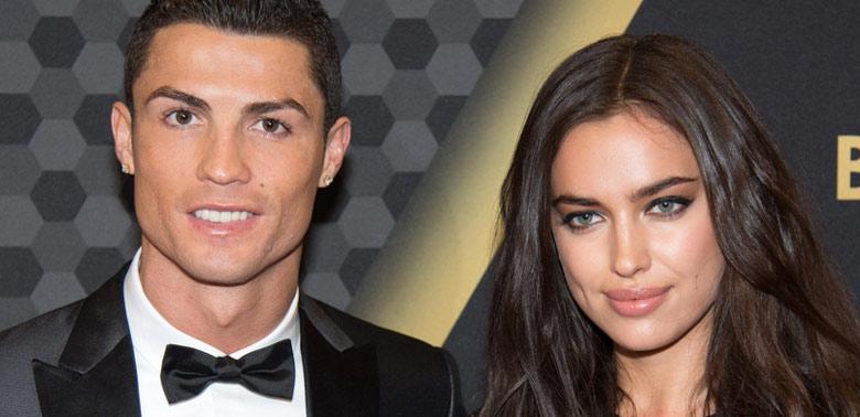 Ronaldo ve Irina Shayk için olay iddia!