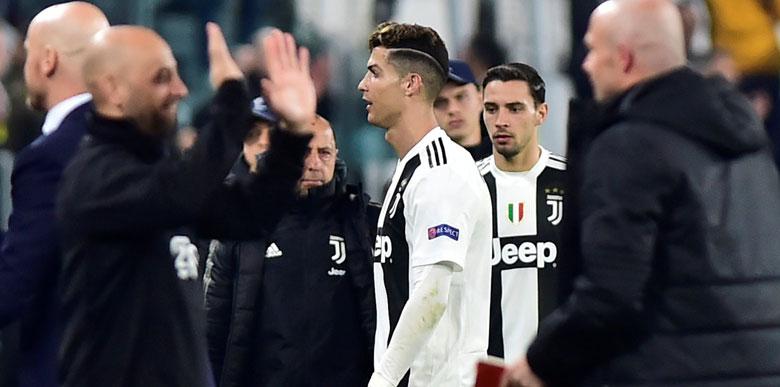 Ronaldo'dan olay hareket! 'İçine s..tınız'