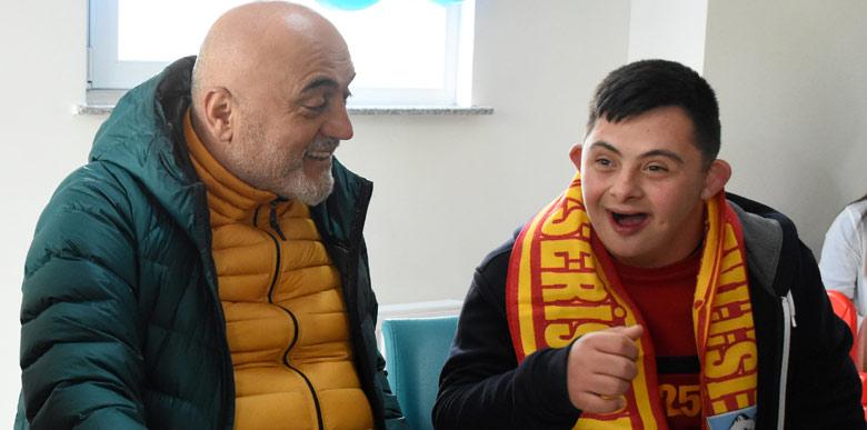 Mehmet Taşdemir'in Kayserispor aşkı