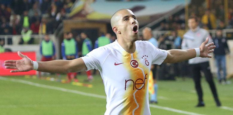 Feghouli'nin golü sosyal medyayı salladı!