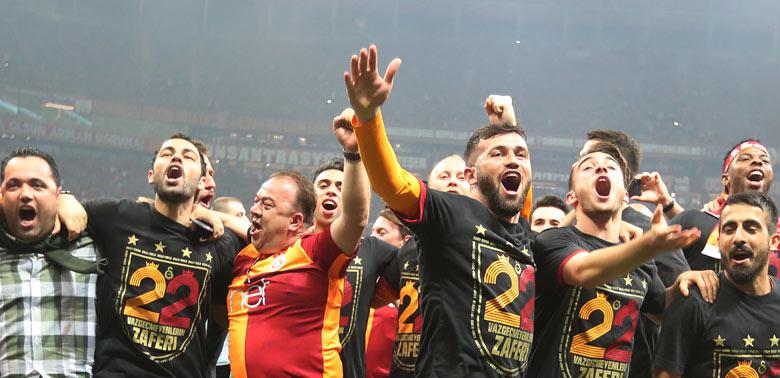 Galatasaray kupaları topladı, sıra geldi transfere!