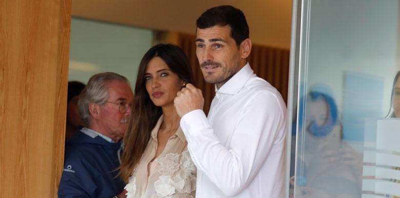 Casillas'a bir şok daha! Şimdi de eşi...