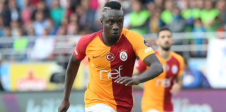 Galatasaray'da Diagne kararı!
