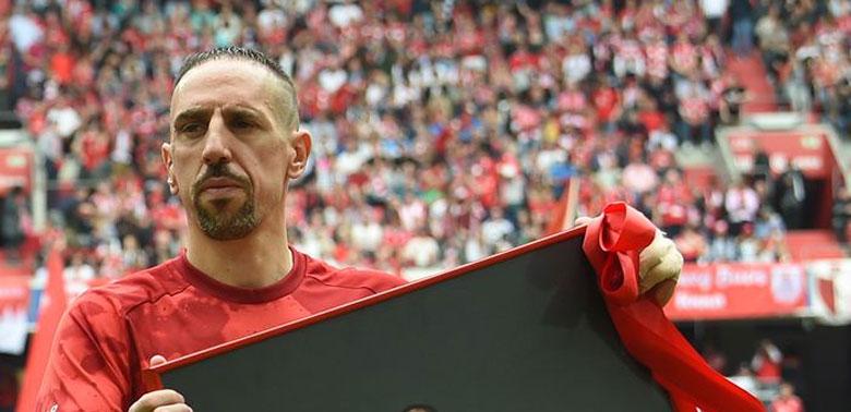 Galatasaray'dan Franck Ribery atağı