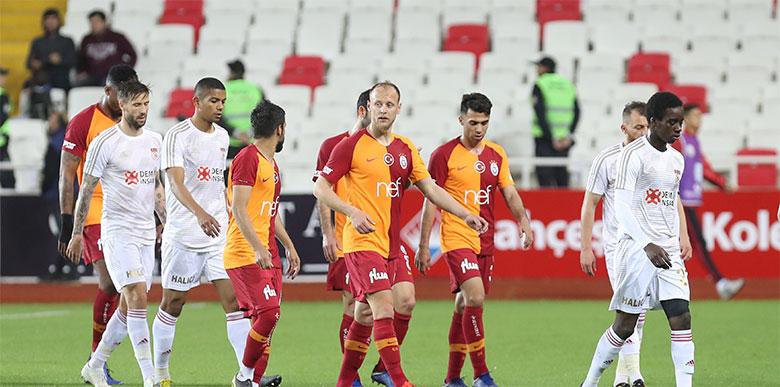 Spor yazarlarından Demir Grup Sivasspor-Galatasaray değerlendirmesi