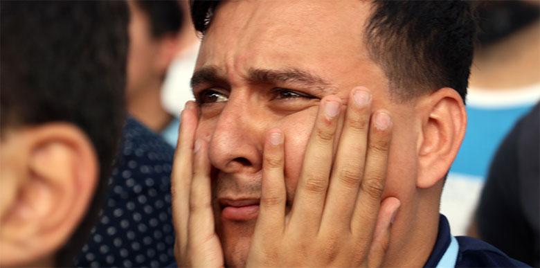 Adana'da önce sevinç sonra gözyaşı...