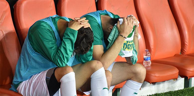 Bursaspor'dan acı son! Yıkıldılar...