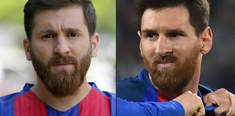Şok iddia! Sahte Messi 23 kadını kandırıp...