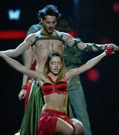 hadisenin eurovision kostumu