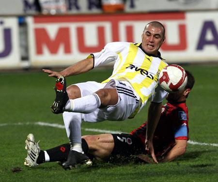 Gençlerbirliği:  0  -  Fenerbahçe: 0