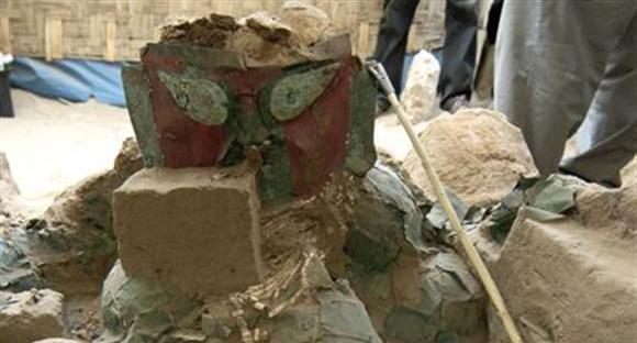 Peru'da Arkeologları şaşırtan buluş!   Arkeologlari-sasirtan-bulus--755517