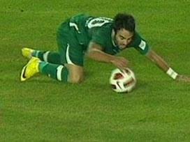 Ali Sami Yen'i karıştıran pozisyon