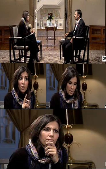Ahmedinejad'la şok röportaj!