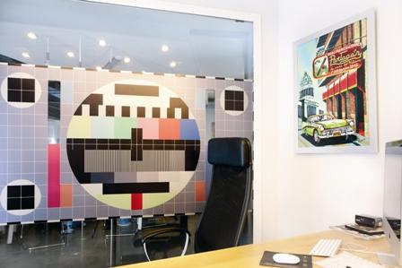 Acun'un Ofisinden Görüntüler