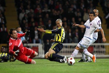 Karabükspor: 0 - F.Bahçe: 1