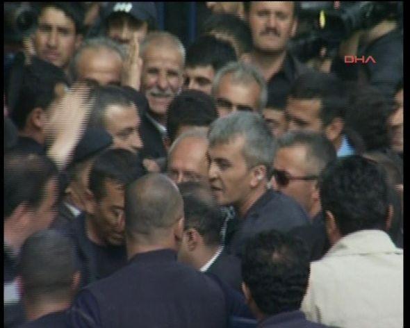 Hakkari'de Kılıçdaroğlu izdihamı