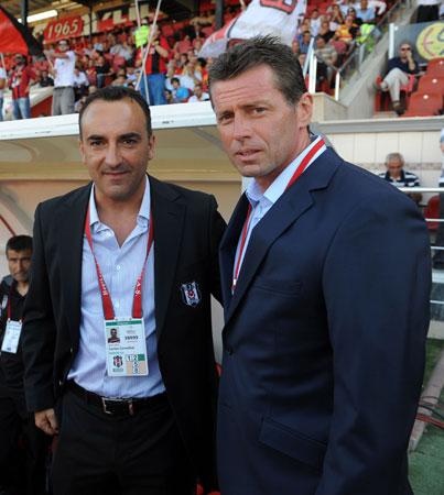 Eskişehirspor: 2 - Beşiktaş:1 (Maç sona erdi)