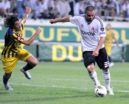 Beşiktaş:3 - Ankaragücü:1