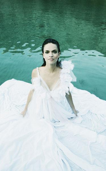 Evlilik Dünyası Fuarı 2012 konsepti 'Doğa Gelinleri'