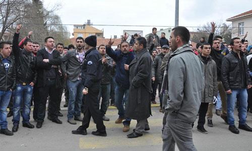 BDP'lilerin Sinop turunda olaylar çıktı