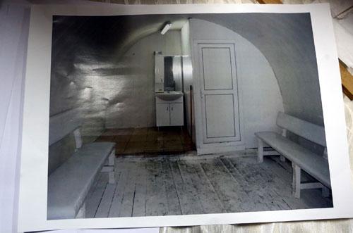 İşte Soma madenindeki yaşam odaları