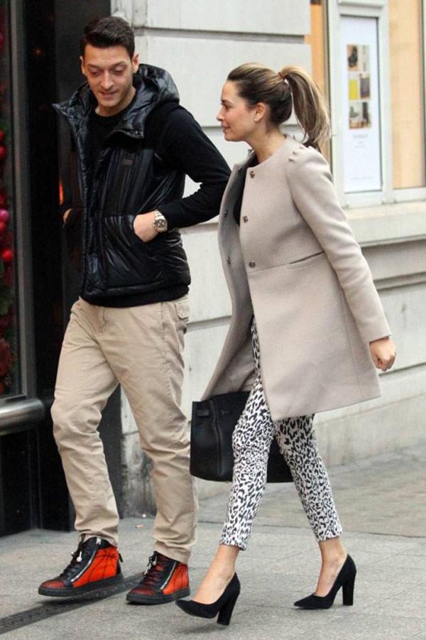 Mesut Ozil Fashion Tumblr