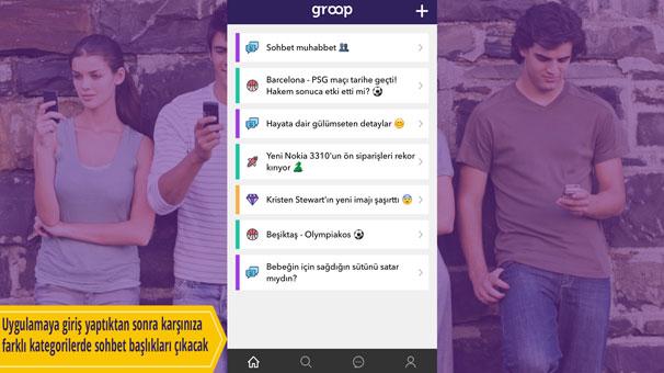 Sosyal medyaya Türk Groop geliyor