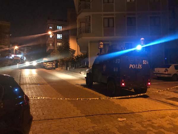 İstanbul'da korku dolu anlar! Poşet içinde...