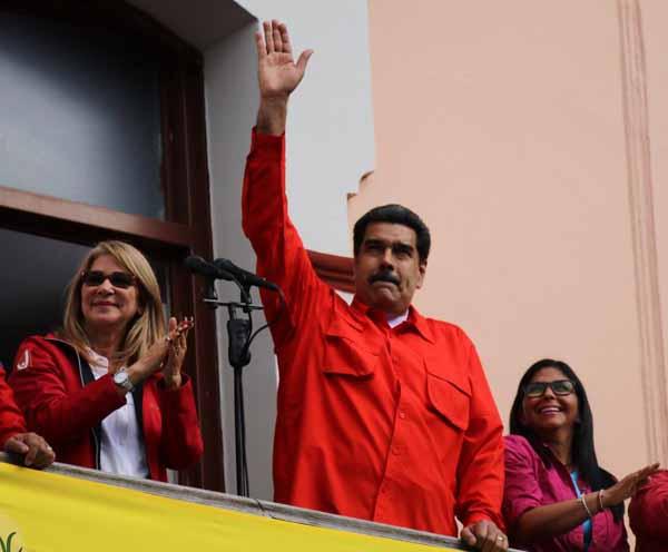Son dakika | Maduro'dan ABD'ye şok! 72 saat süre verdi...