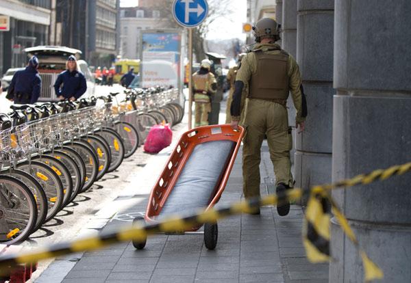 Son dakika... Brüksel'de bomba alarmı!