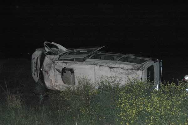Adana'da feci kaza! Ölü ve çok sayıda yaralı var