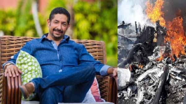 Dominik'te helikopter düştü: Ünlü iş insanı dahil 3 kişi öldü