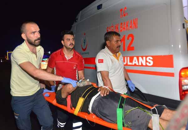 Adana'da feci kaza: 2 ölü, 2 yaralı