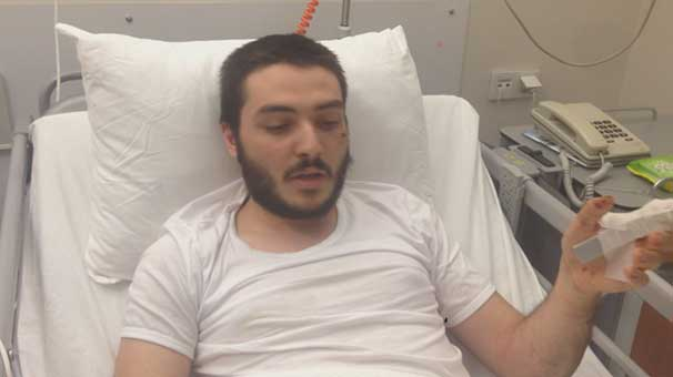 Ozan Yılmaz, arkadaşı Berkay'la son konuşmasını anlattı