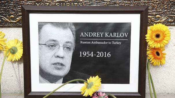 Rus Büyükelçi Karlov, devlet töreniyle uğurlanacak