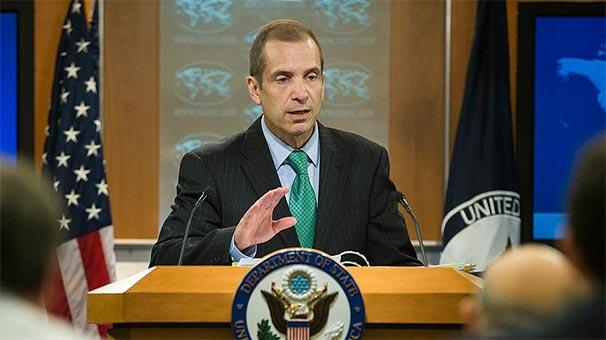 ABD: PYD, Suriye görüşmelerinde masada olmalı