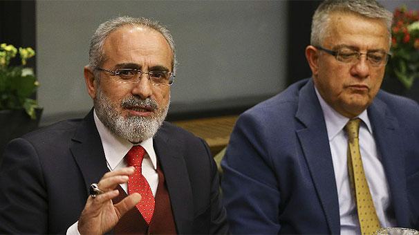 Cumhurbaşkanı Başdanışmanı Topçu: Darbe olsaydı Erdoğan'ın koltuğuna o isim oturacaktı