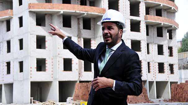 40 bin liraya ev satıp 135 kişiyi dolandıran müteahhitte rekor ceza