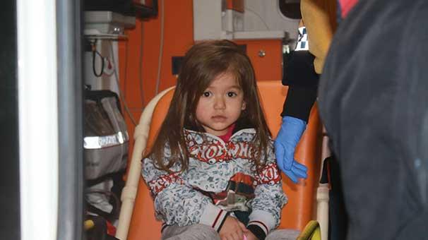Bursa'da korku dolu dakikalar: 10'u çocuk 17 kişiyi itfaiye kurtardı