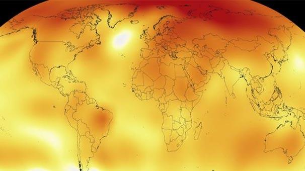 2016 Meteoroloji kayıtlarına böyle geçti! Rekor...