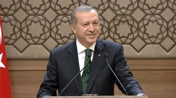Cumhurbaşkanı Erdoğan'dan Uysal'a tebrik telgrafı