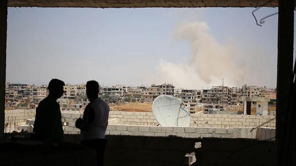 Esed rejiminden İdliblilere tehdit mesajı