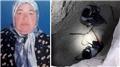 Yaşlı kadını öldürüp, define için kazdığı tünele gömen sanığa müebbet!