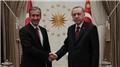 Cumhurbaşkanı Erdoğan, Venezuela Devlet Başkan Yardımcısı'nı kabul