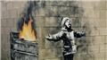 Banksy resmine 100 bin sterlin