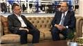 Cumhurbaşkanı Yardımcısı Fuat Oktay'dan Demirören Medya CEO'su Mehmet