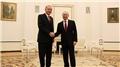Son dakika... Cumhurbaşkanı Erdoğan - Putin görüşmesi başladı