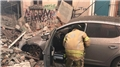 Fatih Balat'ta 4 katlı bir bina çöktü!