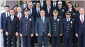 '100'ün üzerinde komiser yardımcısı tutuklandı'